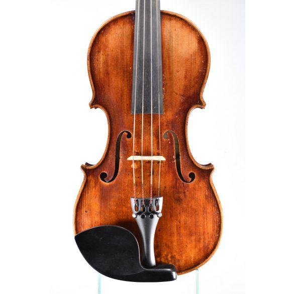 Cseh mesterhegedű ca. 1890