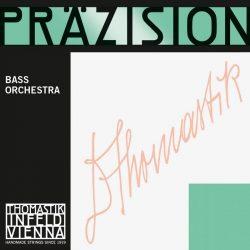 Thomastik PRECISION Orchestra 4⁄4 steel double bass string SET