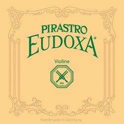 Pirastro Eudoxa hegedű bélhúr SET  E-BALL MITTEL ENVELOPE