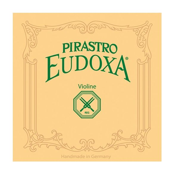 Pirastro Eudoxa hegedű bélhúr D  GUT/ALUMINUM 16 1/2 STRAIGHT