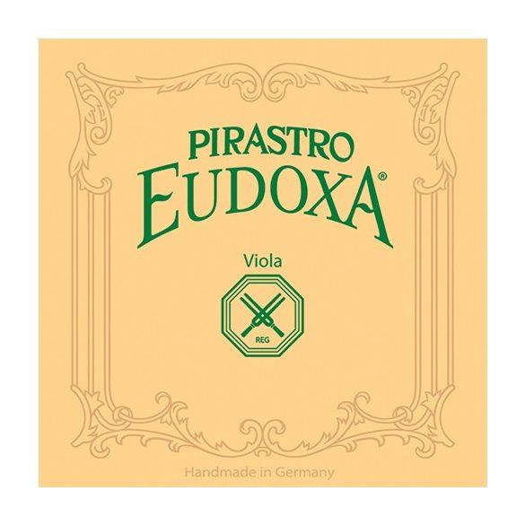Pirastro Eudoxa brácsa bélhúr C  GUT/SILVER 21 ENVELOPE