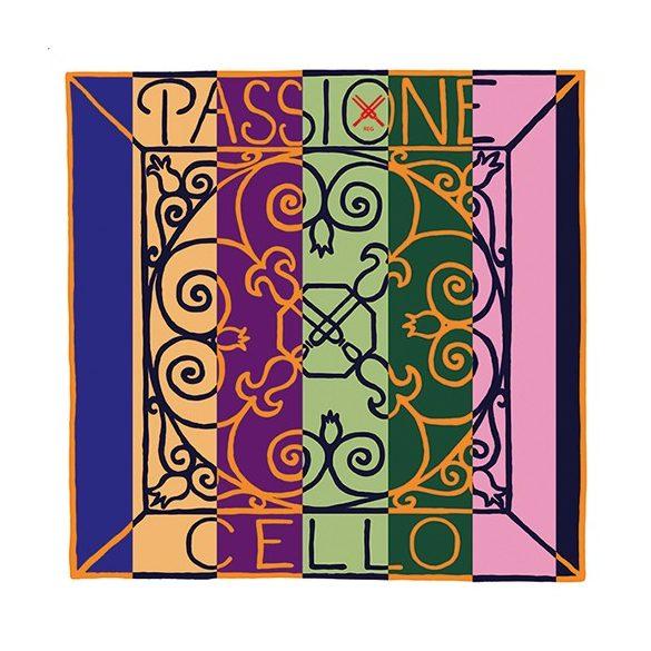 Pirastro Passione cselló bélhúr G  GUT/CHROME STEEL 28