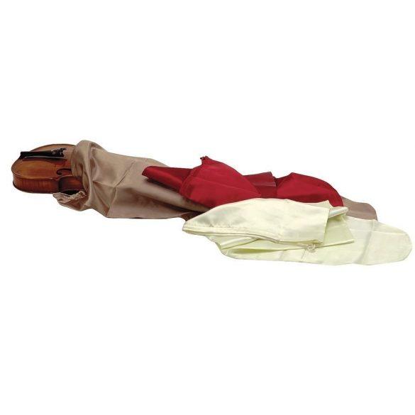 GEWA selyem védőlepel hegedűhöz Classic 4/4 barna