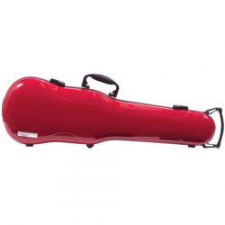 Gewa Hegedű formatok 4/4 Air 1.7 fényes piros, fogantyúval