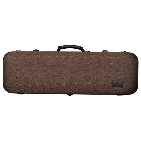 GEWA hegedű koffertok Bio I S 4/4 barna