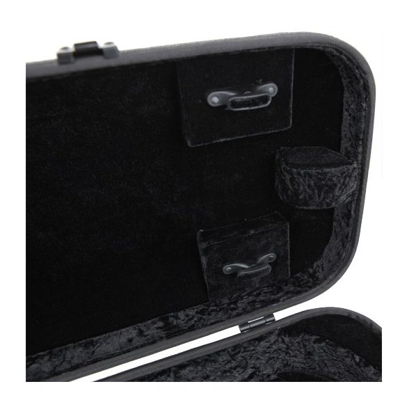 GEWA hegedű koffertok Bio I S 4/4 szürke