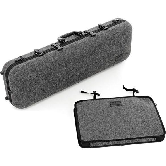 GEWA hegedű koffertok Bio I S 4/4 szürke kottazsebbel