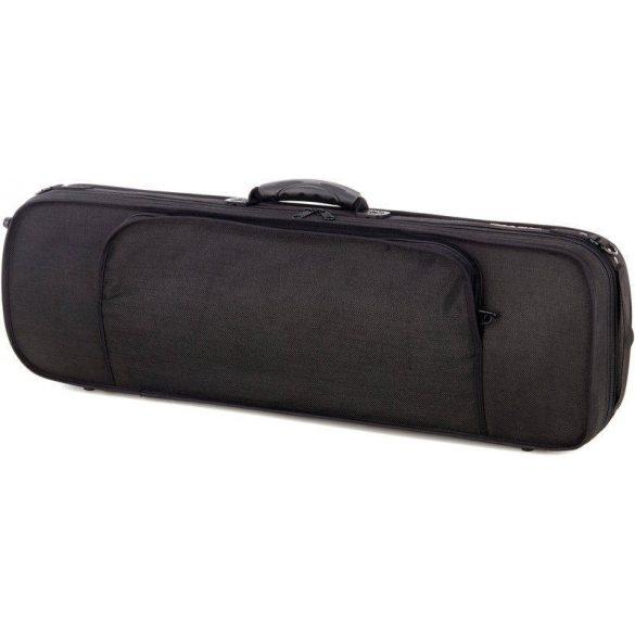 GEWA hegedű koffertok Oxford 4/4 fekete