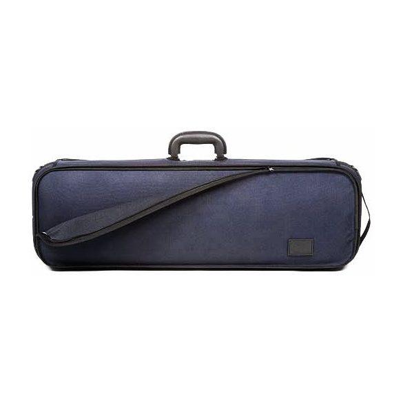 GEWA hegedű koffertok Liuteria Maestro 4/4 kék, antracit belsővel