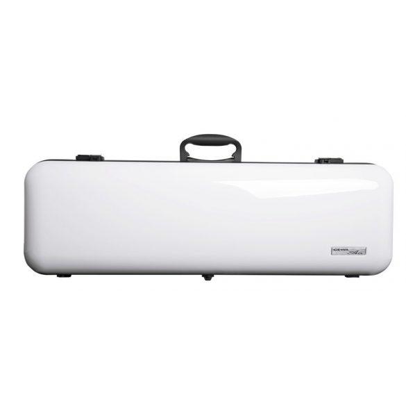 GEWA hegedű koffertok Air 2.1 4/4 magasfényű fehér