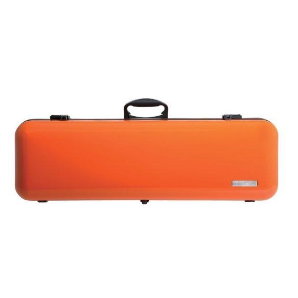GEWA hegedű koffertok Air 2.1 4/4 magasfényű narancssárga