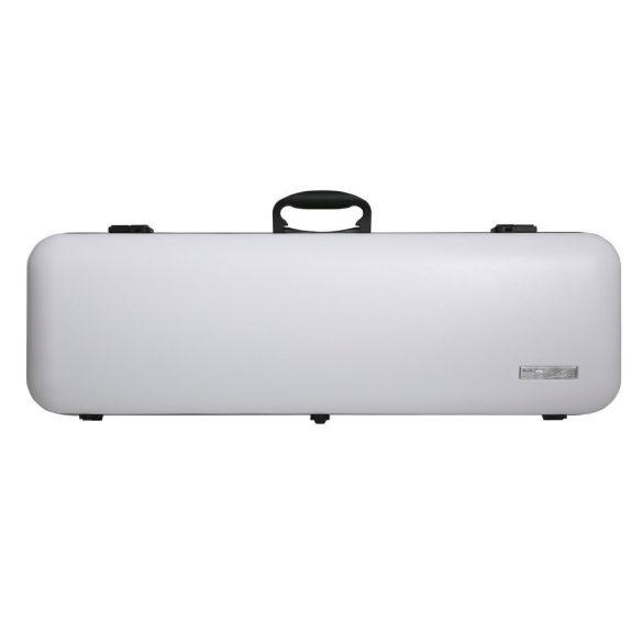 GEWA hegedű koffertok Air 2.1 4/4 matt fehér, fogantyúval