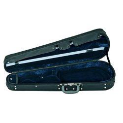 GEWA brácsa formatok Liuteria Varianta 38 - 42,5 cm fekete, kék belsővel
