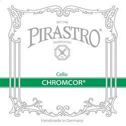 Pirastro Chromcore fém cselló húr SET  MITTEL