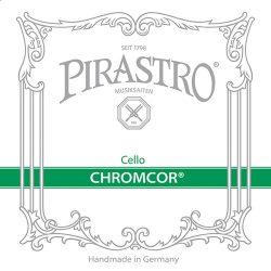 Pirastro Chromcore Plus fém cselló húr  SET  MITTEL