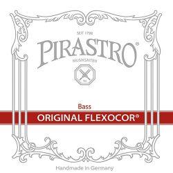 Pirastro Original Flexocore fém nagybőgő húr  SET  ORCHESTRA MITTEL