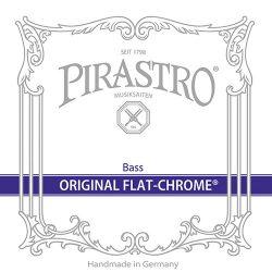 Pirastro Original-Flatchrome fém nyagybőgő húr SET  ORCHESTRA MITTEL