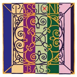 Pirastro Passione fém nagybőgő húr SET ORCHESTRA MITTEL