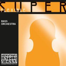Thomastik SUPERFLEXIBLE Orchestra 4⁄4 fém nagybőgőhúr SET