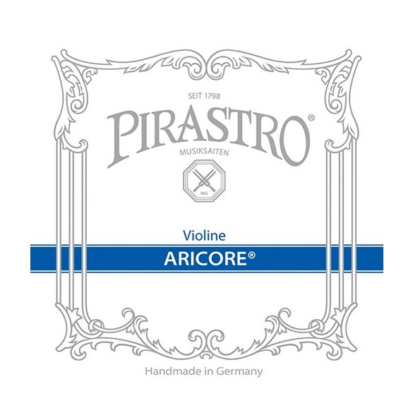 Pirastro Aricore szintetikus hegedűhúr D SYNTHETIC/CHROME STEEL MITTEL ENVELOPE