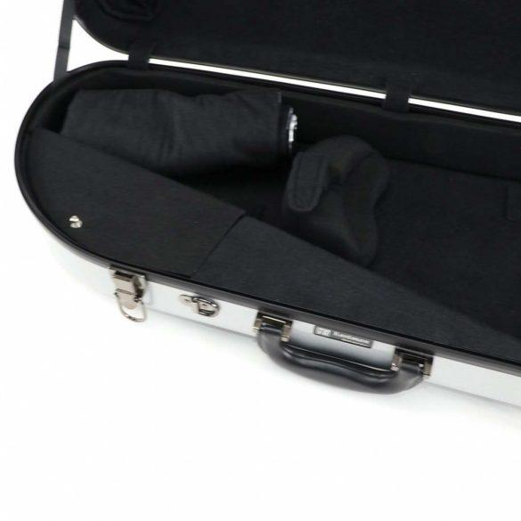 """Winter brácsa üvegszálas koffertok, 3,3 kg, 15""""-16,5"""" (38-40,5 cm) ezüst"""