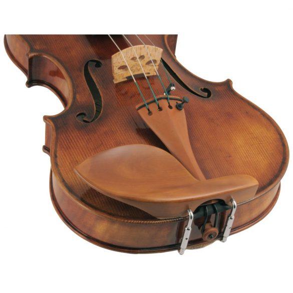 Guarneri hegedű álltartó 4/4 buxus