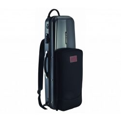 GL Carbon hegedű koffertok