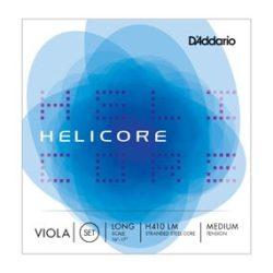"""D'Addario Helicore fém brácsahúr Set 17""""-től medium"""