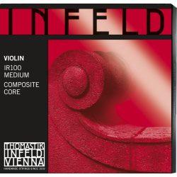 Thomastik Infeld Red szintetikus hegedűhúr SET