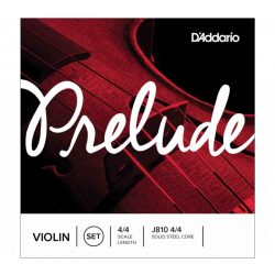 D'Addario Prelude fém hegedű húr SET, medim