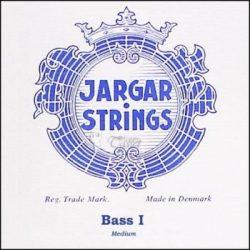 Jargar Classic fém nagybőgő húr Set medium