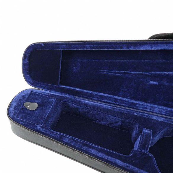 Winter hegedű könnyű formatokok 1,25 kg, 4/4, fekete-kék