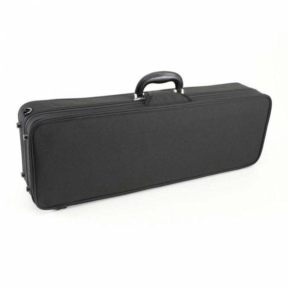 Winter könnyű hegedű koffertok 4/4 fekete/kék