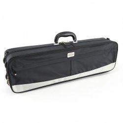 Winter hegedű koffertok, 2,8 kg fekete-szürke