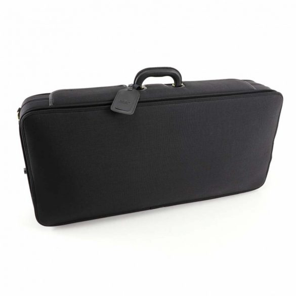 Winter hegedű és brácsa koffertok Vario, fekete-kék