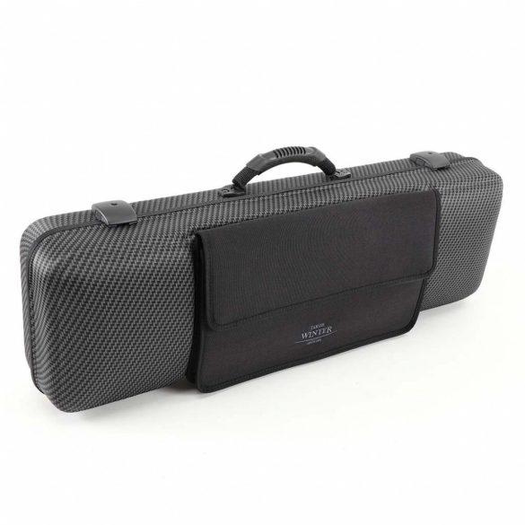 Winter hegedű koffertok, Carbon Design, 4/4 - 3/4