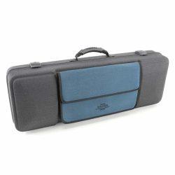 Winter brácsa koffertok Green Line, 2,35 kg,  15'-16,5' - 38-40,5 CM, szürke- kék