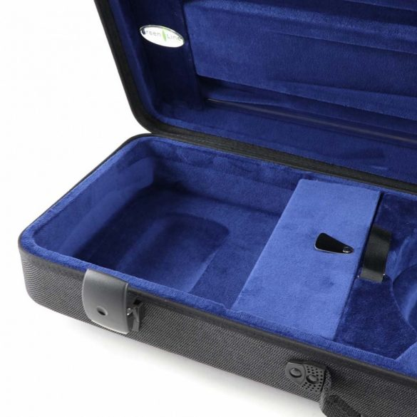 Winter brácsa koffertok Green Line, 2,35 kg,  15'-16,5' - 38-41,5 CM, szürke- kék
