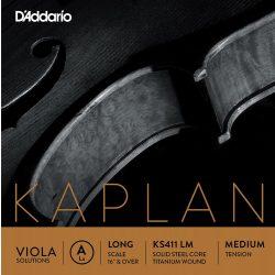 D'Addario Kaplan Solutions fém brácsahúr A