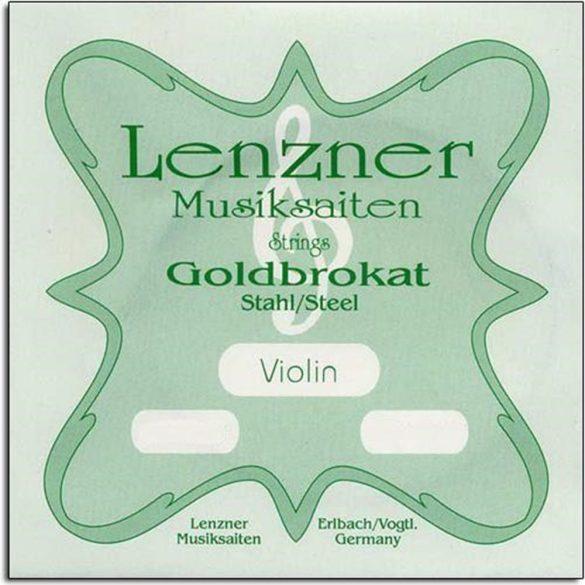 Optima Goldbokat fém hegedűhúr E  0,25 lágy,  4/4, gombos
