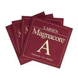 Larsen csellóhúr Set, Magnacore A, D, G, C  Medium