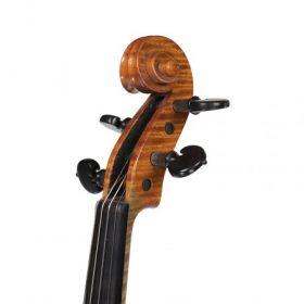 Új mester hegedű