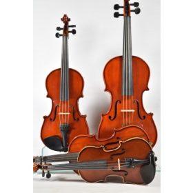 Tanuló hegedűk