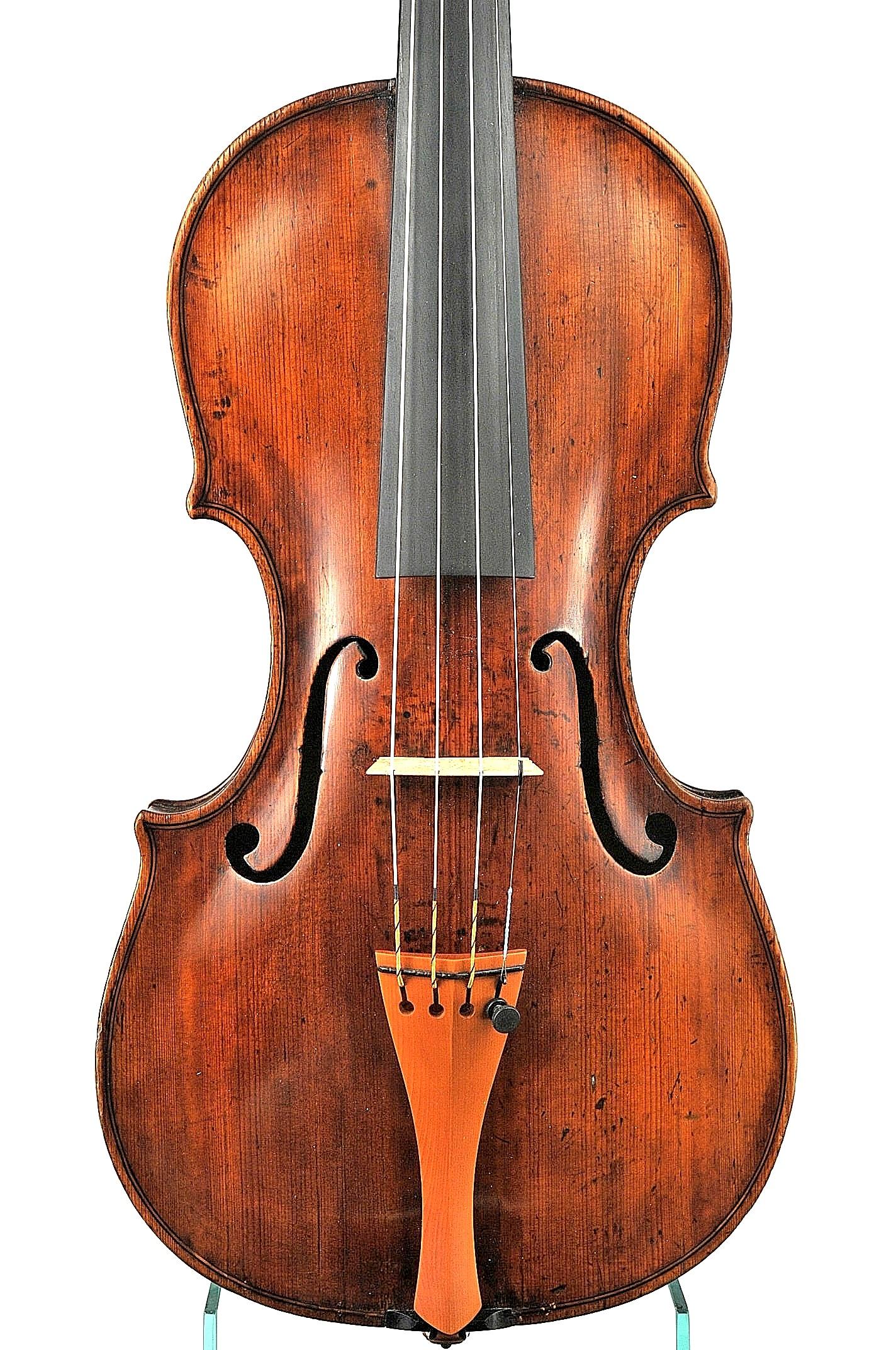 Carlo Ferdinando Landolfi Violin