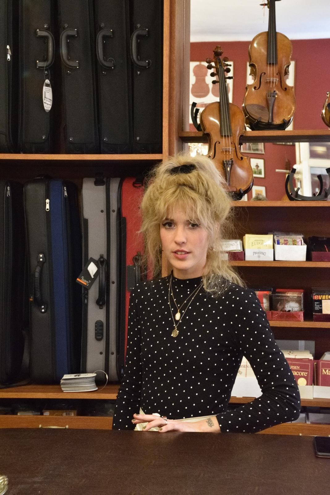 Tóth Beatrix - üzletvezető