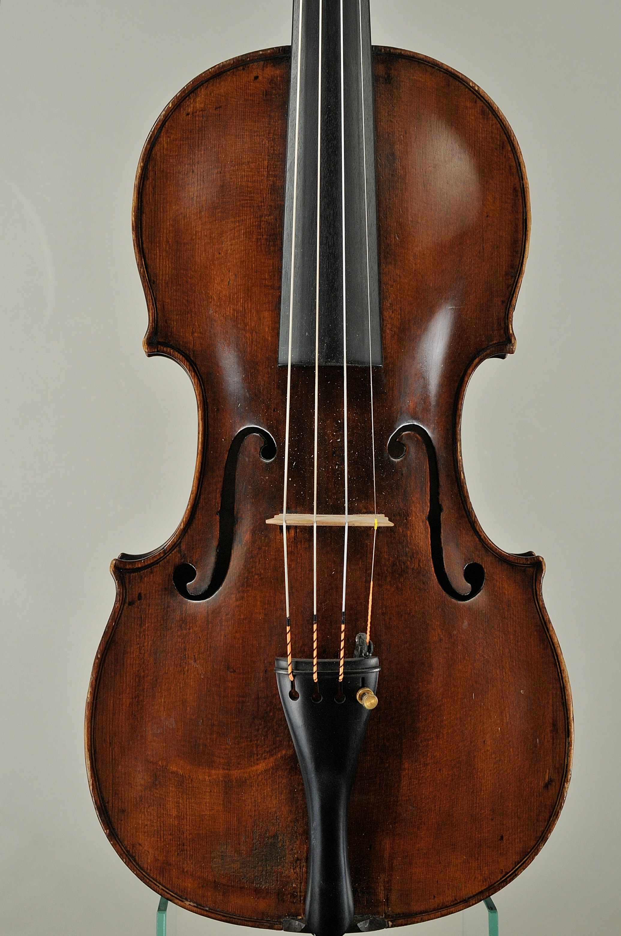 Johann Georg Tier from Pressburg 1776 Violin
