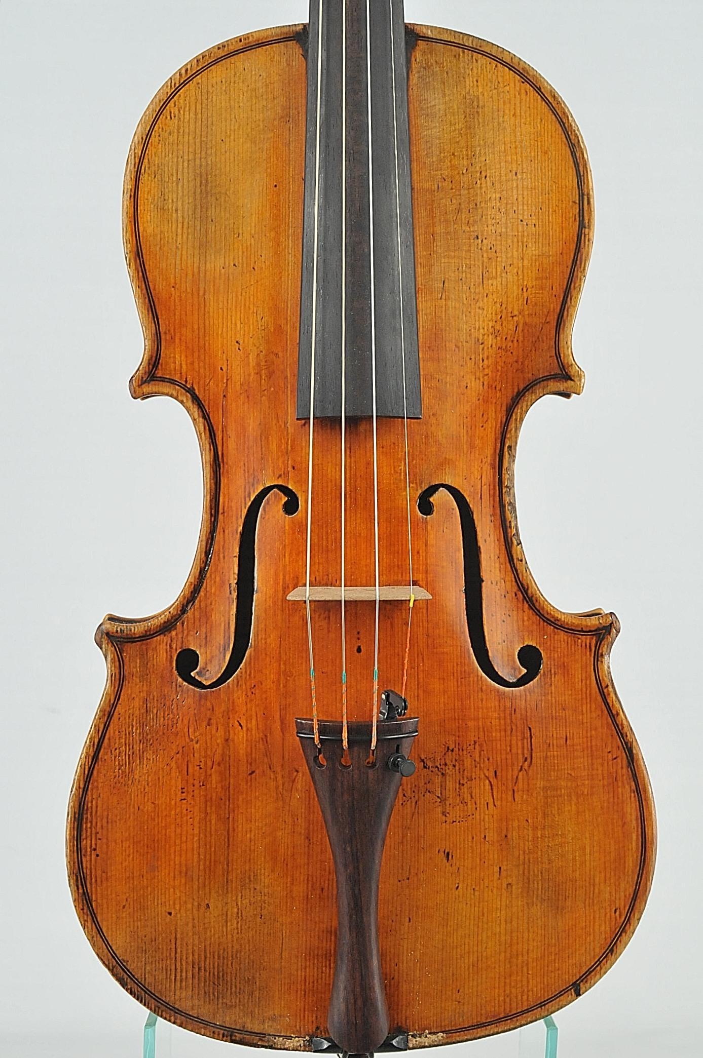 Papp Sándor from Budapest 1924 Violin